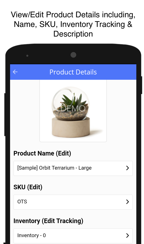 Store Manager for Bigcommerce screen 4